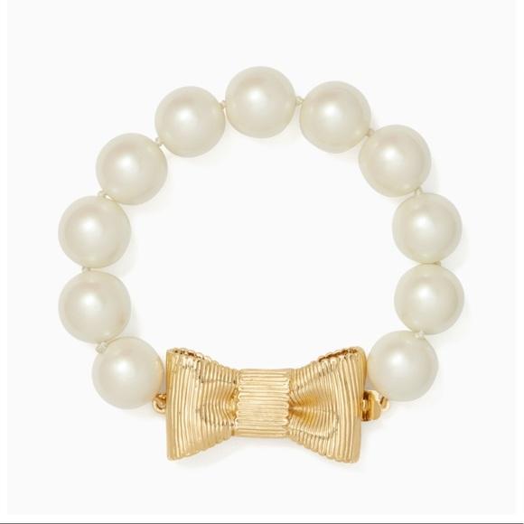 kate spade Jewelry - Kate Spade Pearl Bracelet
